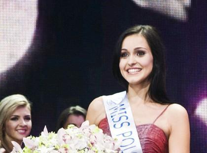 Została wybrana Miss Polonia 2009!