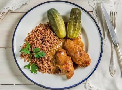 Zrazy w sosie grzybowym - pomysł na obiad każdego dnia!