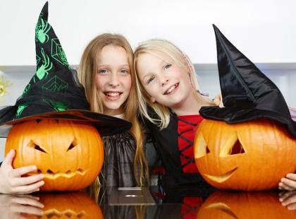 Zrób sobie dynię na Halloween!