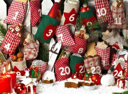 Zrób to sama: 5 pomysłów na kalendarz adwentowy