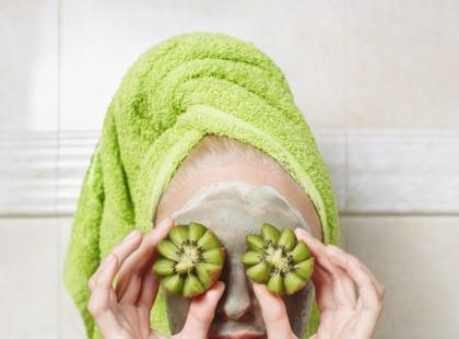 Zrób to sama: maseczki z kiwi!