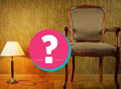 Zrób to sama: nowe obicie starego fotela!