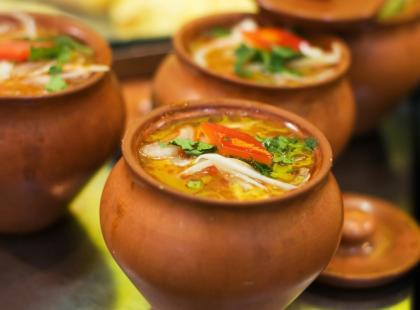 Zupa jarzynowa pachnąca latem - przepis