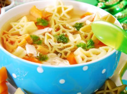 Zupy dla przedszkolaka i starszaka, czyli dlaczego warto  je jeść