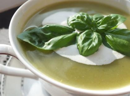 Zupy w wersji light
