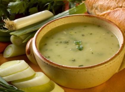 Zupy - zdrowe, nietuczące