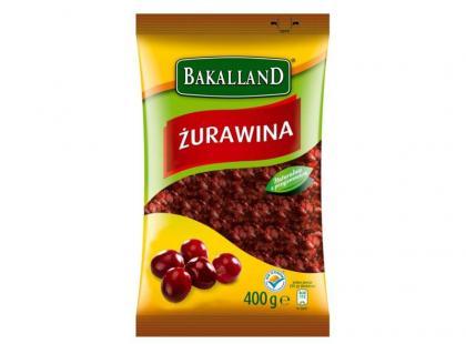 Żurawinowe Mixy od Bakalland