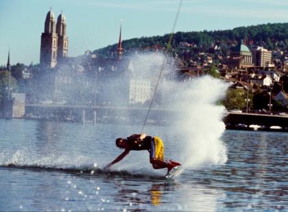 Zurych – wymarzone miasto dla aktywnych