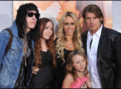Zwariowana rodzinka Miley Cyrus