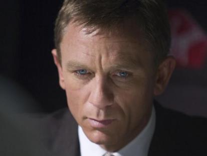 Zwiastun najnowszego Bonda