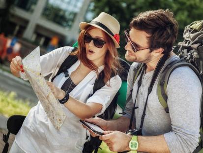 Zwiedzaj i baw się w geocaching