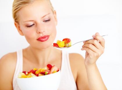 Zwiększ szansę poczęcia za pomocą diety