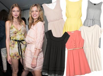 Zwiewne sukienki z sieciówek. Ceny już od 39 złotych!
