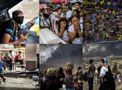 Zwycięzca World Press Photo 2016: wygrało zdjęcie z tureckim zamachowcem