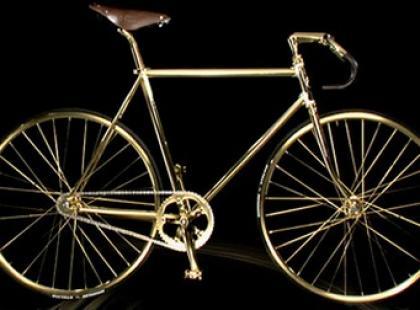 Zwykła jazda niezwykłym rowerem
