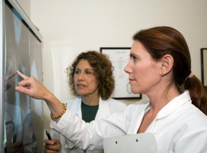 Zwyrodnienie stawów – rentgen prawdę ci powie