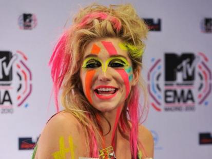 Zycięzcy MTV EMA's 2010