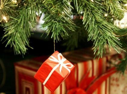 Życzenia bożonarodzeniowe - dla minimalistów