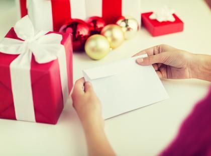 Życzenia bożonarodzeniowe - na świąteczną kartkę