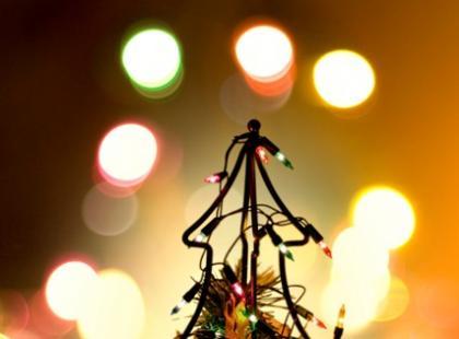 Życzenia bożonarodzeniowe - uroku blask