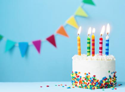 Życzenia na 18. urodziny