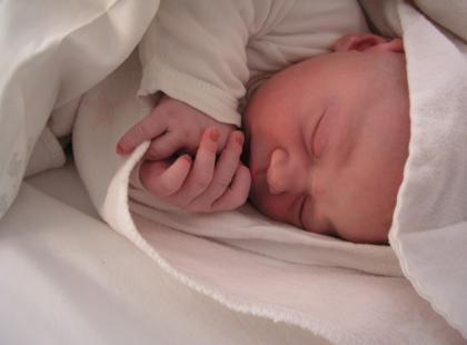 Życzenia na chrzciny - dziecięciu rymowane