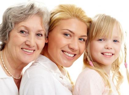 Życzenia na Dzień Babci - bez zmartwień