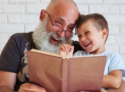 Życzenia na Dzień Dziadka - krótkie rymowanki