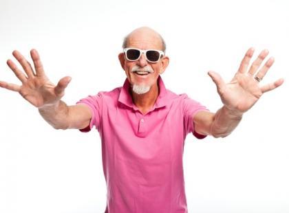 Życzenia na Dzień Dziadka - z humorem