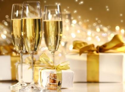 Życzenia noworoczne - o Sylwestrze