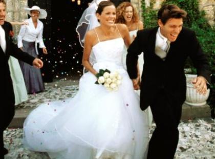 Życzenia ślubne - o Parze Młodej i ślubie
