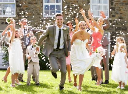 Życzenia ślubne śmieszne – wypada takie składać, czy nie?