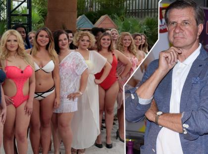 Zygmunt Chajzer jurorem w nowym show o modelkach plus size! Tłumaczymy, dlaczego to doskonały wybór