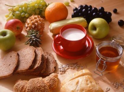Żywieniowa lista przebojów