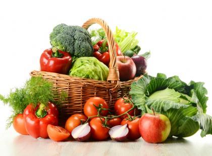 Produkty organiczne niczym nie różnią się od normalnych/fot. Fotolia