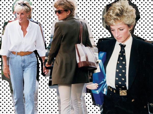 24 razy kiedy księżna Diana zachwyciła stylem