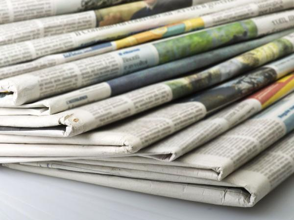 7 nietypowych zastosowań starych gazet w domu