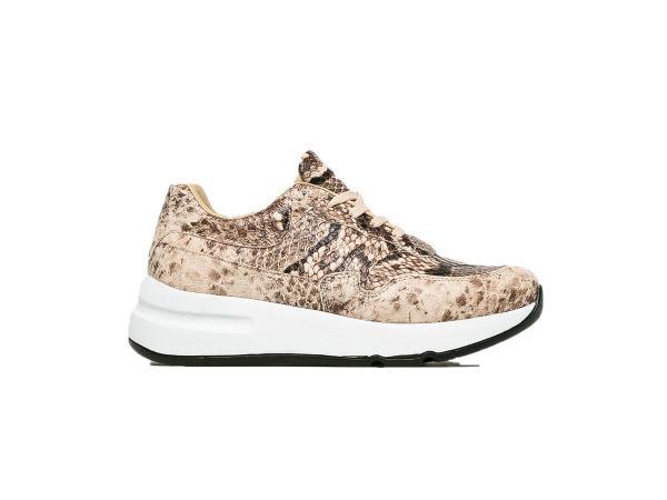 Buty na platformie w zwierzęcy deseń, Answear, cena: 169,90 zł