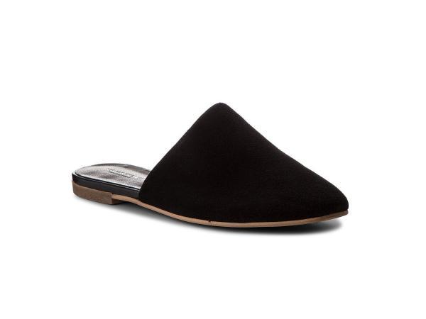 Czarne klapki typu mules, Vagabond, cena: 199,00 zł