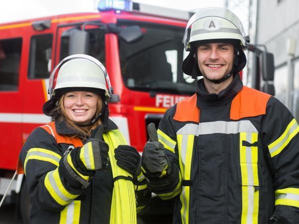 Dobro wraca. Historia tej dziewczyny i strażaków jest na to najlepszym przykładem