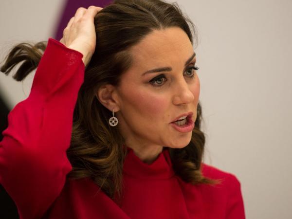 Księżna Kate zabrała dzieci na zakupy i zaliczyła wpadkę. Sytuację uratowała obsługa sklepu