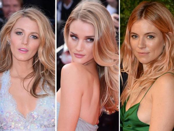 Odcień blondu, który staje się hitem!