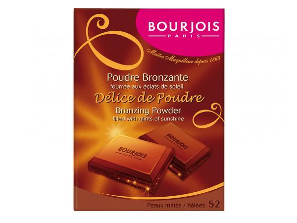 bronzer Bourjois opinie