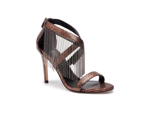 Sandały na szpilce, Eva Minge, cena ok. 529,00 zł