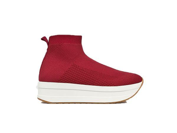 Sneakersy z elastyczną cholewką, Vagabond, cena: 419,90 zł