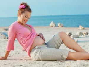 Upał w ciąży - 10 rad jak przetrwać