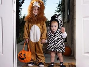 12 najdziwniejszych przebrań dla maluchów na Halloween