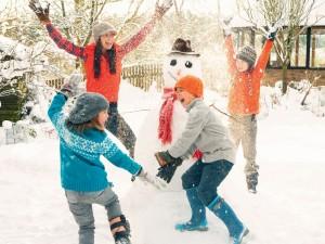 4 supersposoby na ferie zimowe w domu!