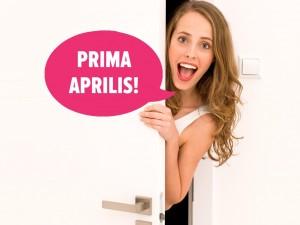 5 niezawodnych pomysłów na Prima Aprilis