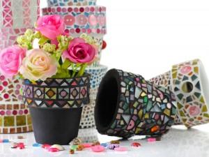 5 pomysłów, by plastikowe doniczki odzyskały ładny wygląd